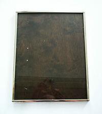 STAYBRITE - Art Deco Steel Photo Frame - United Kingdom - Early/Mid 20th Century