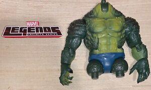 Marvel Legends Abomination Build A Figure BAF Torso Right Left Arm 3 Piece Lot