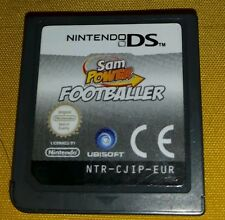 SAM POWER FOOTBALLER - Nintendo DS - NDS - Game Gioco Midway Bandai