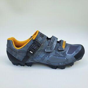 Louis Garneau Men's Slate II Mountain Bike Shoes SPD Size US 10, EUR 44