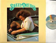 PATSY CLINE: SWEET DREAMS soundtrack ost LP EX/EX- MCA-6149 country usa 1985