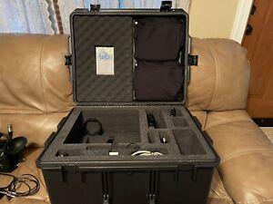 SONY PXW-FS5 II 4K ALL IN ONE VIDEOGRAPHER PACKAGE. ROLLING PELICAN CASE