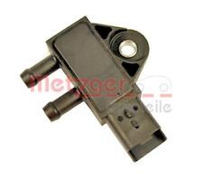 Sensor, Abgasdruck für Gemischaufbereitung METZGER 0906029