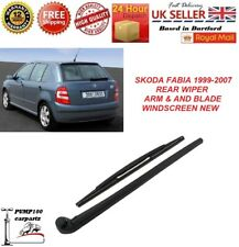 1.6 1.9 TDI 2.0 CPWA107SK Rear Wiper Arm 2007-2014 Blade For Skoda Fabia