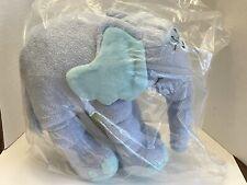 "2000 The Manhattan Toy Company Dr. Seuss Horton Plush Stuffed Toy 9"" NRFP NWT"