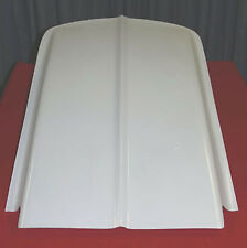 """36"""" Cowl Induction Bond On Fiberglass Hood Scoop -  Made In The USA"""