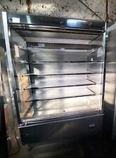 LANGER PASTORKALT KARLOS 200 UL MULTI DECK GRAB N GO DISPLAY COOLER MERCHANDISER