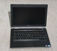 Dell Latitude E6430 Notebook Intel i5-3360M 4GB RAM 500GB HDD WEBCAM WIN 10 PRO