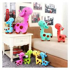 Giraffe Wild Animals Zoo Plush Kids Soft Toy Stuffed Dolls Collection Toys Gift