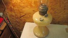 Antique Coleman Kero-Lite Mantle Lamp & Chimney