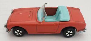 Honda s800 S 800 Convertible LHD PlayArt Toy Car Sports 800 Orange