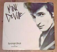 "Mink DeVille – Spanish Stroll Vinyl 12"" Single Limited Ed 45rpm 1977 12CLX 103"