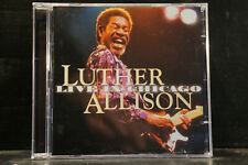 Luther Allison - Live In Concert      2 CDs