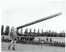 1955 Vintage Photo Argyll & Sutherland Highlanders soldier during Highland Games