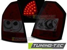 FANALI POSTERIORI CHRYSLER 300C/300 09-10 RED SMOKE LED LOOK*2069