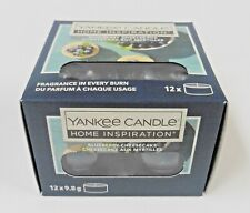 Yankee Candle Home Inspiration Tealights Tea Lights 12 Blueberry Cheesecake