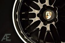 19-inch Porsche 987 Boxster Cayman Wheels/Rims LeMans Gloss Black