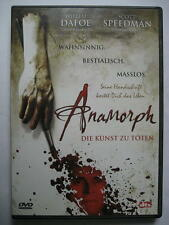 ANAMORPH - DVD - WILLEM DAFOE