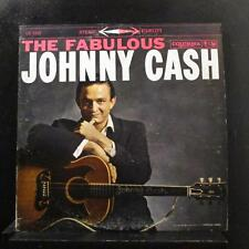 Johnny Cash - The Fabulous Johnny Cash LP VG+ CS 8122 Stereo 360 Sound Record