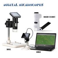SWIFT 500X-1000X Cordless Digital USB Video Microscope MINI Pocket Microscope US