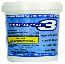 Eclipse3 Granular Powder Algaecide For Swimming Pools, Spas & Hot Tubs - 2 lb