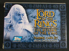 2004 Topps The Lord of the Rings The Return of the King Factory Set (20) Mint