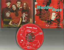 MADDER ROSE Panic On Rare 1994 USA PROMO Radio DJ CD Single MINT