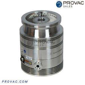 Agilent Twistorr 304FS Turbo Pump, Rebuilt by Provac Sales, Inc.