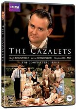 The Cazalets : The Complete BBC Series - Genuine UK DVD NEW & SEALED