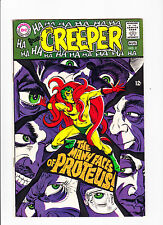 Beware The Creeper  No.2   ::1968 ::   :: Ditko Art! ::