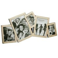 Impressions Multi Aperture Photo Frame - Holds 5 Photos  NEW