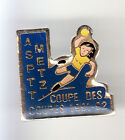 RARE PINS PIN'S .. PTT LA POSTE FRANCE TELECOM ASPTT HAND BALL 92 METZ 57 ~BV