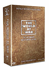 The World At War (DVD, 2010, 11-Disc Set, Box Set)