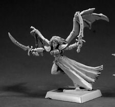 Jhorxia Succubus Darkspawn Reaper Miniatures Warlord Demon Fighter Ranger Melee