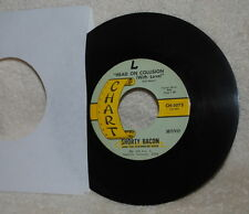 Shorty Bacon and the Scrambled Eggs, 45 rpm record, Stand Up Fool, Chart Records