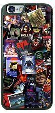 Halloween Scary Evil Vintage Collage Phone Case Cover Fits iPhone Samsung LG etc