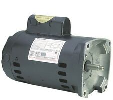 3/4 hp Single Speed (1.25 T.H.P.) Square-Flange Full Rate Motor - B2661 NEW