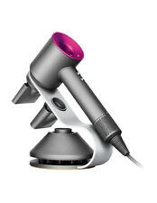 Dyson Supersonic Hair Dryer With Display Stand Iron/Fuchsia 323948-01