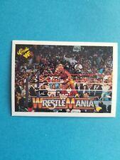 Wrestlemania Card 1989 #41 Hulk Hogan