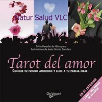 TAROT DEL AMOR_Silvia Heredia de Velázquez _22 Cards + LIBRO_De Vecchi_2010