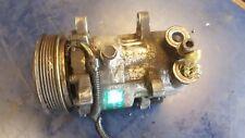 2002 Peugeot 406 2.0 HDI 110 AC Compresor de Aire con Bomba SD6V12 R134A