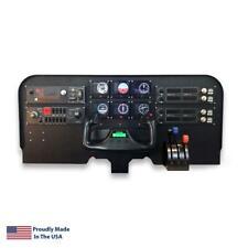 FV3 - Mid Profile Cockpit Panel Flight Simulator Kit