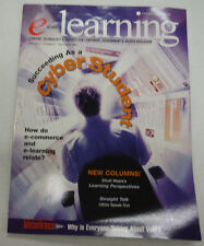 E-Learning Magazine Cyber Student September 2001 FAL 071615R