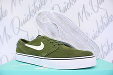 NIKE SB ZOOM STEFAN JANOSKI SZ 11 LEGION GREEN WHITE BLACK 333824 310