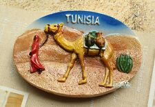 Tunesien Reiseandenken Reise Souvenir 3D Polyresin Kühlschrankmagnete Magnet