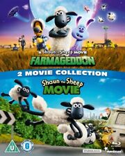 Shaun The Sheep 2 Movie Collection Blu-ray 2019