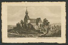 Alt-Goslar  Die Frankenberger Kirche