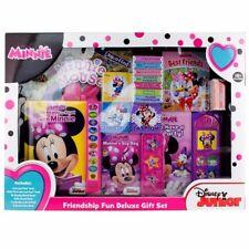 Disney Junior Minnie Mouse Friendship Fun Deluxe Gift Set 18months+ brand new