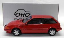 Voitures, camions et fourgons miniatures rouges en résine pour Volvo