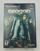 Eragon (Sony PlayStation 2, 2006) Complete
